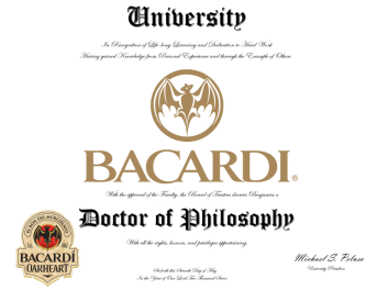 Phd in Bacardi - sm