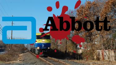 Abbot Blod on the Tracks